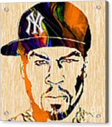50 Cent Collection Acrylic Print