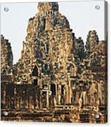 Angkor Thom Acrylic Print
