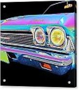 Chevy Acrylic Print