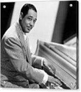 Duke Ellington (1899-1974) Acrylic Print by Granger