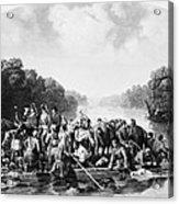 Francis Marion (1732?-1795) Acrylic Print