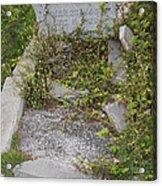 Key West Cemetery Acrylic Print