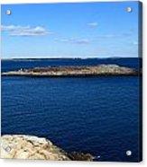 Maine Seascapes Acrylic Print