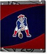 New England Patriots Acrylic Print