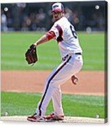 New York Yankees V Chicago White Sox Acrylic Print