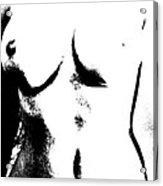 Nude Women Acrylic Print