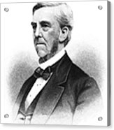 Oliver Wendell Holmes Acrylic Print