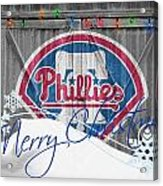 Philadelphia Phillies Acrylic Print