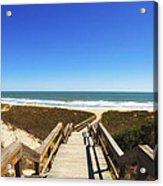 Ponte Vedra Beach Acrylic Print