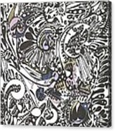 #9 Acrylic Print