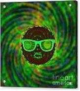 The Big Bang Theory Acrylic Print