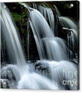 West Virginia Waterfall  Acrylic Print