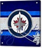 Winnipeg Jets Acrylic Print