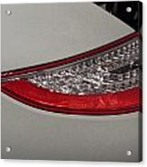 911 Taillight Acrylic Print