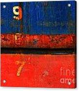 987 Acrylic Print