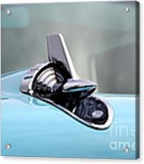 57 Chevy Detail Acrylic Print