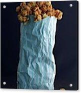 A Bag Of Popcorn Acrylic Print