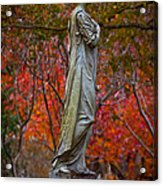 A Beautiful Angel Acrylic Print
