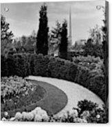 A Bobbink & Atkins Garden Acrylic Print
