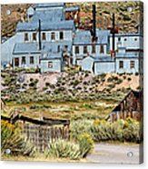 A Bodie View From Above Acrylic Print