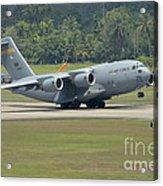 A Boeing C-17 Globemaster IIi Acrylic Print