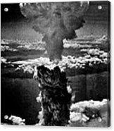 A-bomb Acrylic Print