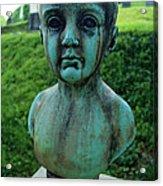 A Boy Named Hayward Acrylic Print