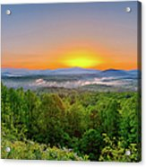 A Brighter Day Is Coming Acrylic Print