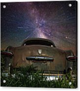 A Car's Dream... Acrylic Print