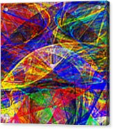 A Cats Dream 20130512 Vertical Acrylic Print