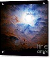 A Celestial Harmonic Acrylic Print