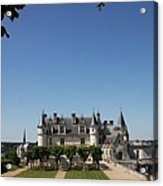 A Chateau Like From A Fairy Taile Acrylic Print