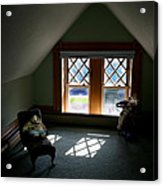A Childs Space Acrylic Print