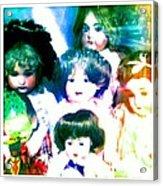 A Chorus Of Dolls - Toy Dreams 4 Acrylic Print
