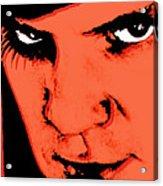 A Clockwork Orange Malcolm Mcdowell Acrylic Print