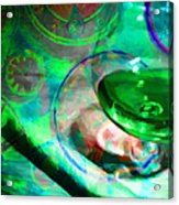 A Cognac Night 20130815p130 Acrylic Print by Wingsdomain Art and Photography