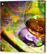 A Cognac Night 20130815p28 Acrylic Print by Wingsdomain Art and Photography
