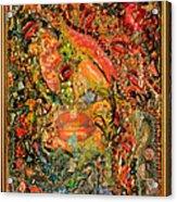A Cosmic Taste Of Healing Acrylic Print