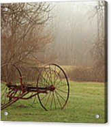 A Country Scene Acrylic Print