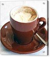 A Cup Of Caffe Acrylic Print