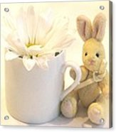A Cup Of Cheer Acrylic Print