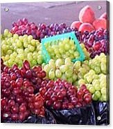 A Day At The Market #18 Acrylic Print