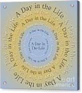 A Day In The Life 3 Acrylic Print