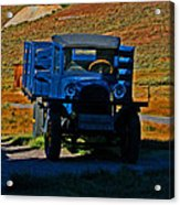 A Dodge In Bodie Acrylic Print