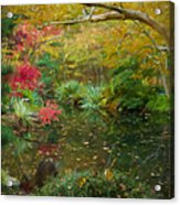 A Fall Afternoon Acrylic Print