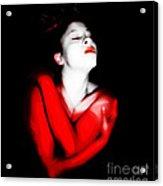 A Fool In Love  Acrylic Print