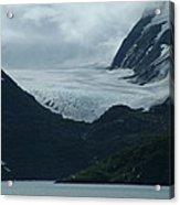 A Glacier Receding - II Acrylic Print