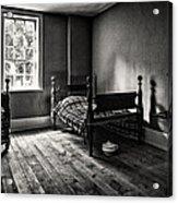 A Good Night's Rest Acrylic Print by Jeff Burton