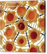A Gourmet Cover Of Sunny Savaroffs Cookies Acrylic Print