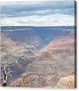A Grand Canyon Acrylic Print